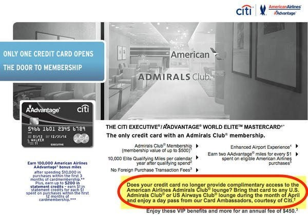 Free American Airlines Day Pass For AMEX Platinum Cardholders