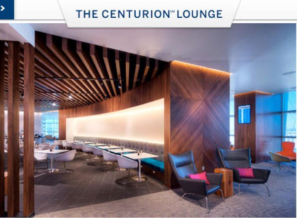 American Airlines Lounge Pass Winners