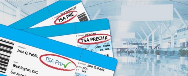 Free TSA Pre✓ Will Save Time for Friends or Family in the US Military!