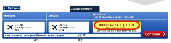 Is It Worth Earning A British Airways Travel Together Ticket