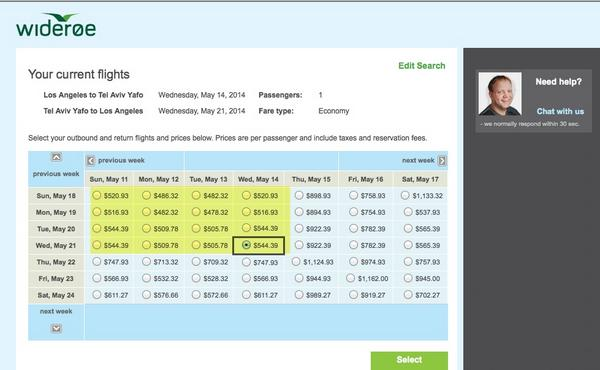 Los Angeles To Tel Aviv, Israel For ~$470 Won't Last