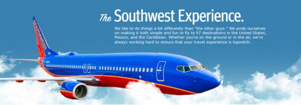 Southwest 50,000 Point Card Still Available!