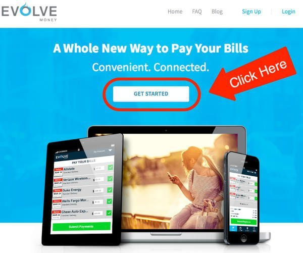 Use Evolve Money To Pay Your Utilities Student Loans And More With A Credit Card