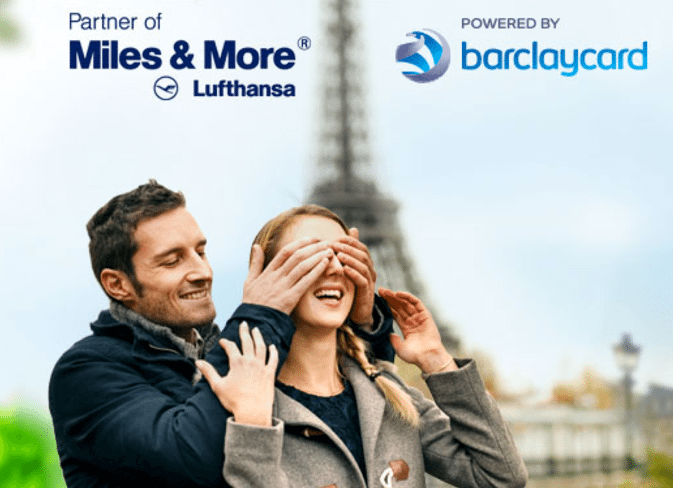 Barclaycard Lufthansa Sign-Up Bonus Increased to 50,000 Miles