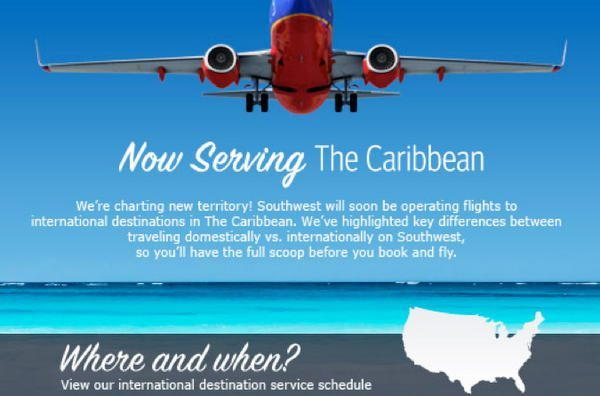 Book Holiday Travel:  Southwest and AirTran Schedule Open Through January 4, 2015