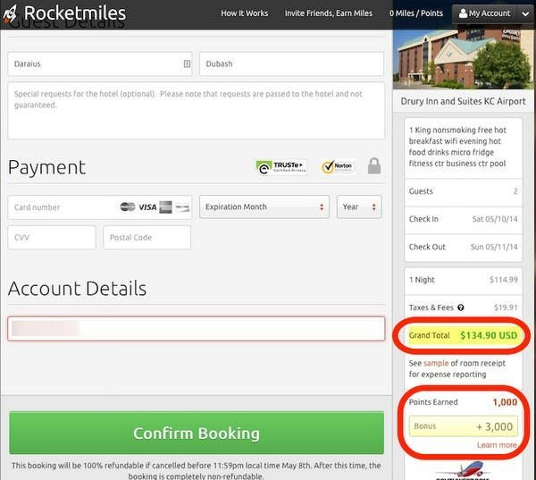 How To Earn Airline Miles On Discounted Hotel Stays With Rocketmiles