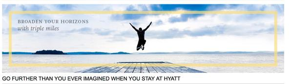 Hyatt Members Can Earn 3X Airline Miles After Their 2nd Stay