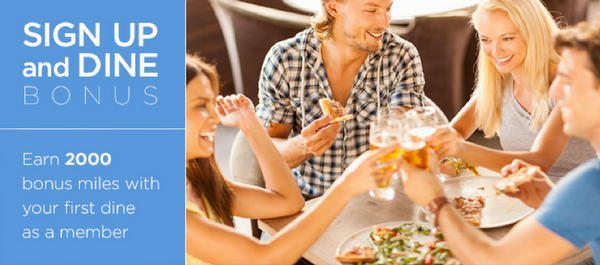More Dine And Earn Free Miles Deals: 2,000 Delta Miles Or 1,000 Southwest Points!