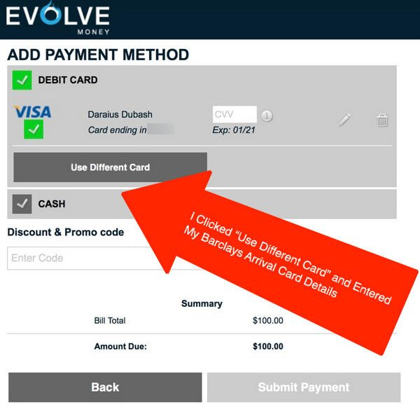 New Method Evolve Money Now Accepts Credit Cards To DIRECTLY Pay Utilities Loans Mortgages