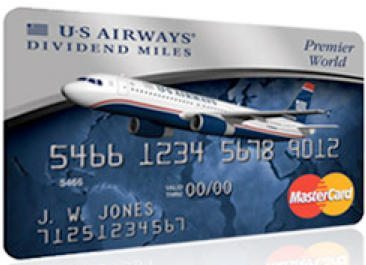 Barclays US Air (& Soon American Airlines) 35,000 & 40,000 Mile Credit Card Updates