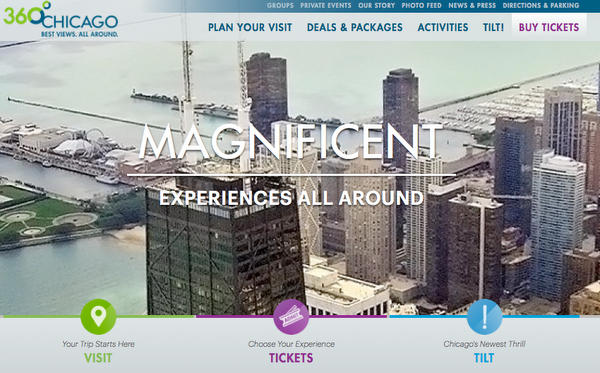 Today Only:  Discounted CityPASS Ticket Packages