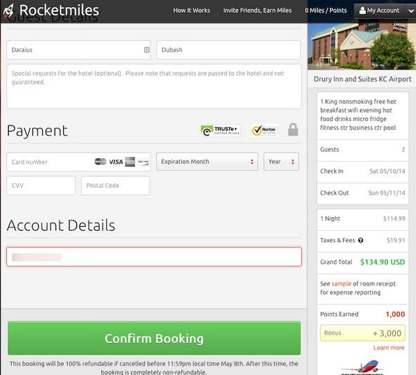 Will The 3,000 Southwest Points From Rocketmiles Count Towards Your Companion Pass
