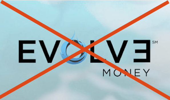 Evolve Money Closing and Suspending Accounts