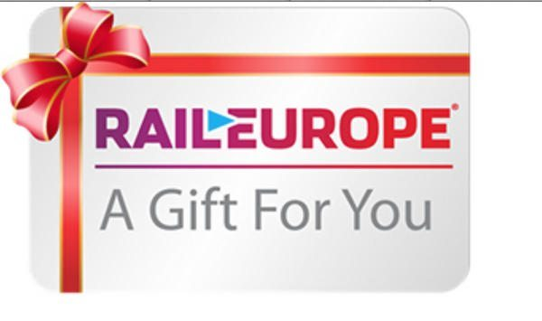 $400 in Rail Europe Gift Cards Winners!