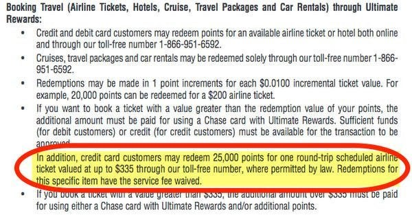 Do You Know The Chase Freedom Airline Ticket Booking Trick?