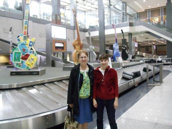 Emily Uses Southwest Points To Visit Family