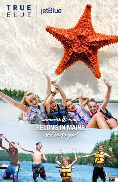 Send Your Kids To Camp In Maine And Earn JetBlue Points