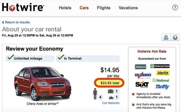 Today Only Save On Avis Car Rentals