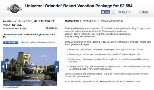 Today Only: Save On Universal Orlando Resort Packages And Tickets
