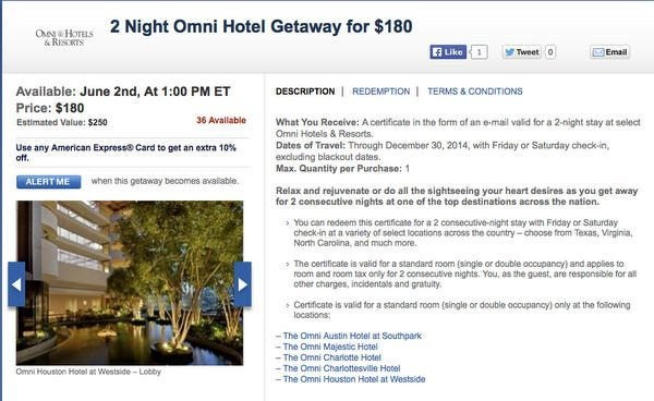 Today Only: Save Up To 50% At Omni Hotels