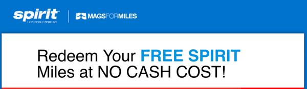 Free Magazines When You Complain To Spirit Airlines