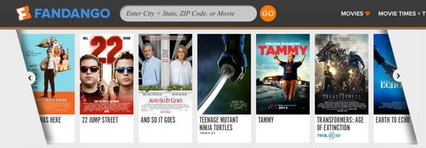 Get 10 Fandango Movie Credits For Free
