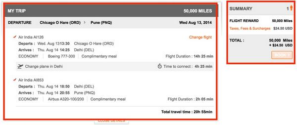 How To Fly Air India Using Miles