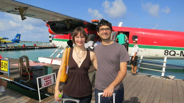 Our $27,000 Vacation to the Maldives for ~$4,300 & How You Can Do It Too: Part 4 – Conrad Airport Lounge and Seaplane Ride
