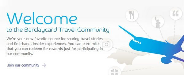 She Says, He Says:  500+ Arrival Miles With Barclaycard Travel Community Sign-Up