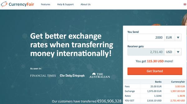 Transfer Foreign Currency To Pay Your Bills