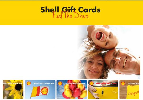 $200 in Shell Gas Station Gift Cards Winners!
