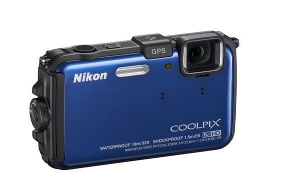 Blog Giveaway:  Show Us Your Face and Win a Nikon COOLPIX Underwater Camera!