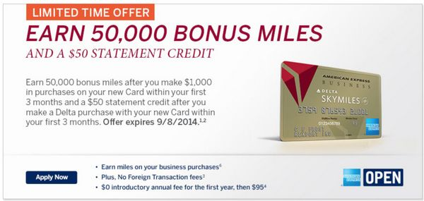 Can You Get Both AMEX Delta Personal Business Card Bonuses