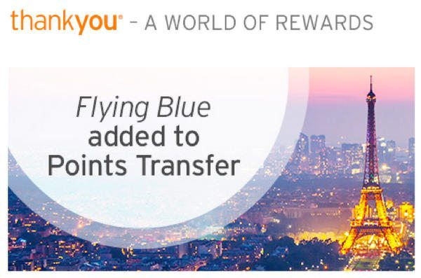 Credit Cards That Earn Citi ThankYou Points (and Now Transfer to Flying Blue and 8 Other Airlines!)