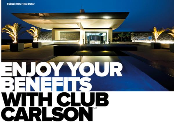 Free Hotel Night With Club Carlson Card Explained
