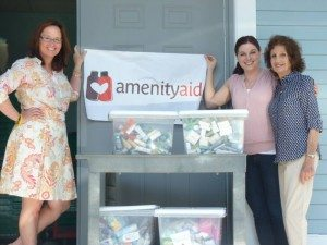 Donate Your Hotel Toiletries To Folks In Need With Amenity Aid