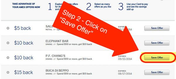 How To Register Your American Express Card For AMEX Offers