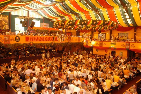Oktoberfest And Europe For Just 25000 Miles 225