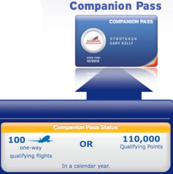 2 Cards Get You 7 Nights Hotel And Almost The Southwest Companion Pass
