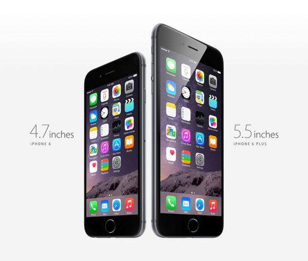 Boost Your Points or Cash Back Earnings When You Buy the New iPhone 6!