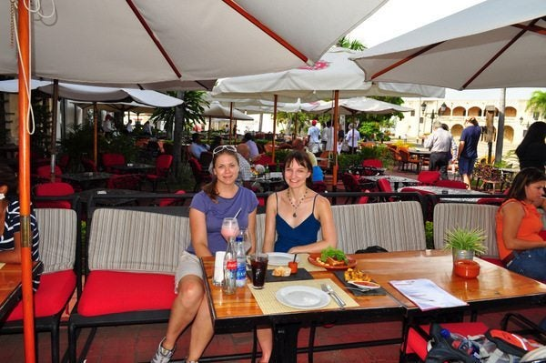 Emily's Birthday Trip to the Dominican Republic: Part 5 – Eating in Santo Domingo