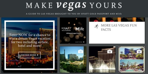 Make Vegas Yours By Winning A 250 Mlife Gift Card