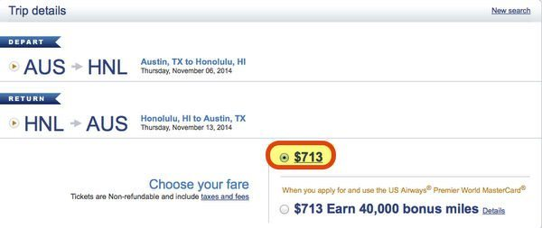 This Month Only Buy Miles To Get Discounted Award Tickets To Hawaii And Europe