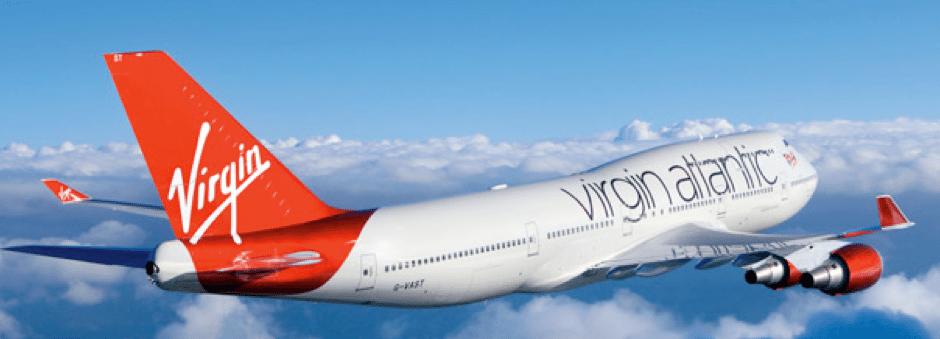 Fly Virgin Atlantic to UK, Stay at Hilton With Ink Plus 70,000 Point Bonus