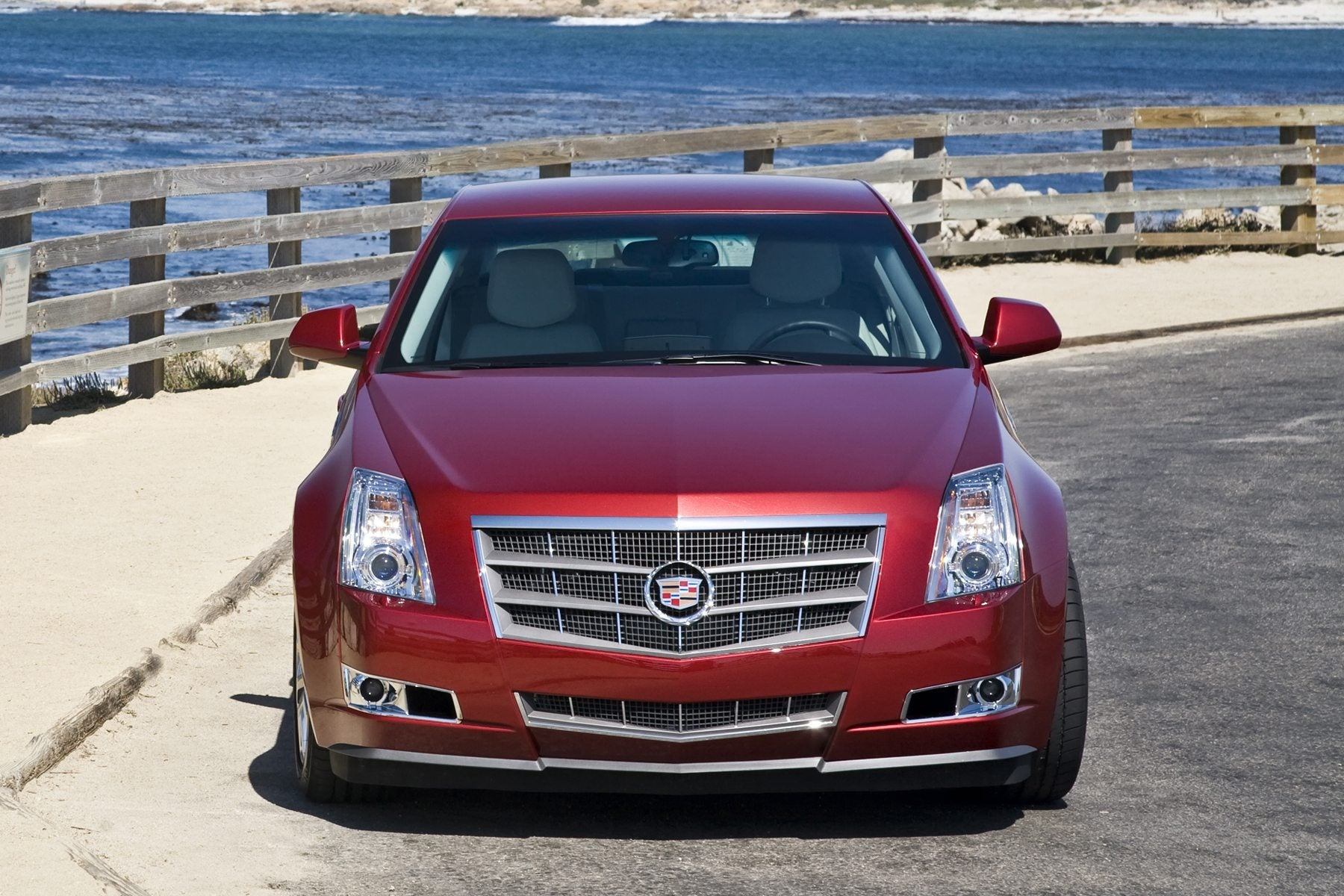 Test Drive a Cadillac & Earn 7,500 American Airlines Miles!