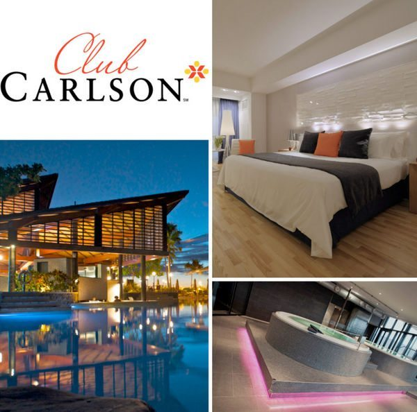 Club Carlson Card Free Hotel Night Do You Need Points For ALL Nights In Your Account