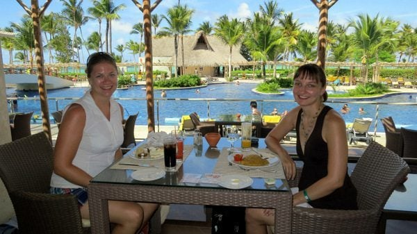 Emily's Birthday Trip to the Dominican Republic: Part 9 – Eating Around Barcelo Bavaro Palace Deluxe