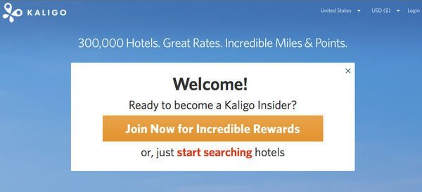 Get 2,000 Asia Miles for 1st Hotel Booking With Kaligo