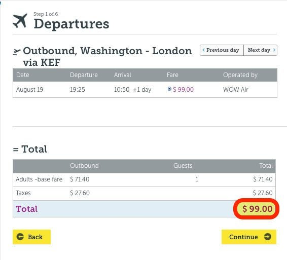 Great Fare Sale To Europe Flights As Low As 99 1 Way