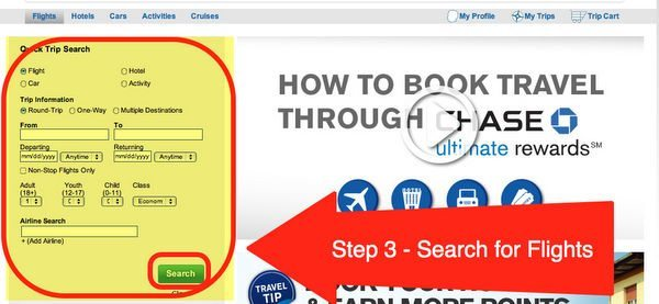 How The Chase Ink Plus Gets You 875 Off Any Flight On Any Airline